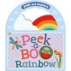 Rainbow Peek-a-Boo Book