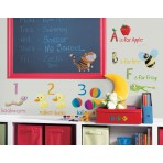 Education Station - Wall Stickers