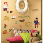 Treasure Hunt - Wall Stickers