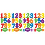 Numbers - Primary Colours - Wall Stickers