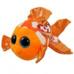 Sami Orange Fish - Medium Beanie Boos