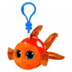 Sami Orange Fish - Clip On Beanie Boos