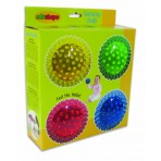 Sensory Ball Small Set of 4
