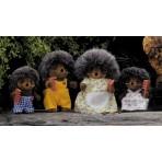Hedgehog Family - Sylvanian Families
