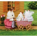 Chocolate Rabbit Twins Set - Sylvanian Families