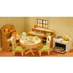 Country Kitchen Set - Sylvanian Family