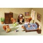 Master Bedroom Set - Sylvanian Families