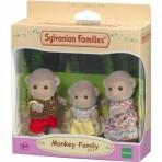 Monkey Family - Sylvanian Families