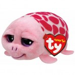 Shuffler the Pink Turtle - Teeny Tys