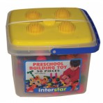 Preschool Interstar Bucket - 50 piece