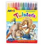Twistable Crayons 12 pack
