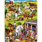 Horses - 50 Piece